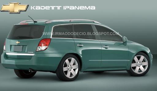 Chevrolet Kadett Ipanema