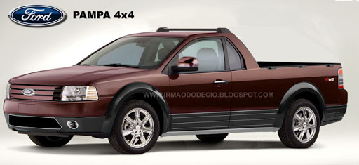 Ford Pampa 4x4