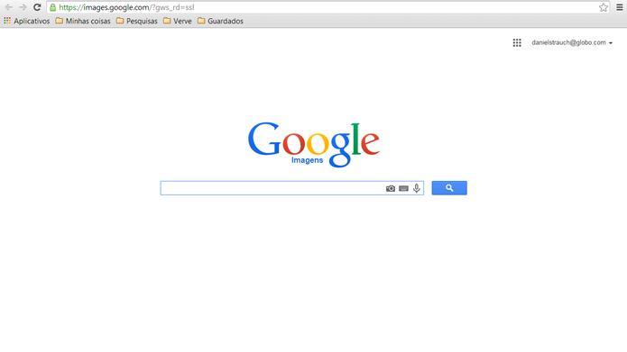 O Google também permite que seus usuários pesquisem através de um motor próprio para receber e processar buscas por arquivos de imagens